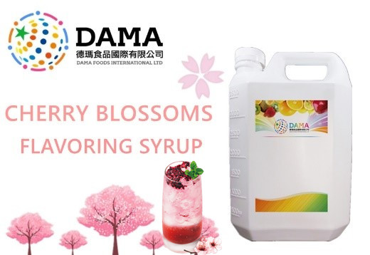 Cherry Blossoms Flavoring Syrup