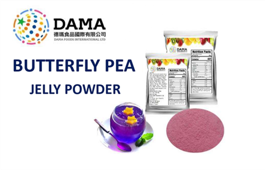 Butterfly Pea Jelly Powder